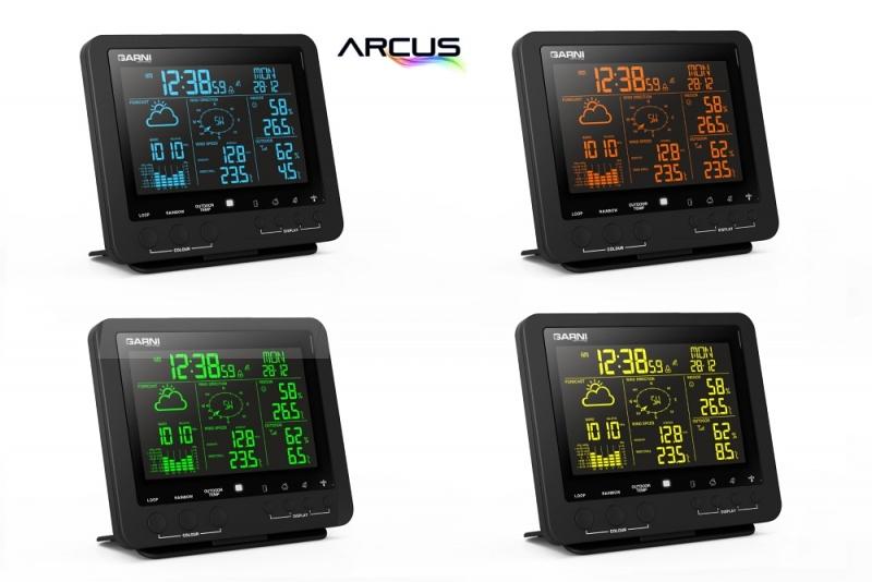 GARNI technology GARNI 835 Arcus